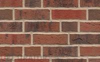 Клинкерная облицовочная плитка ручной формовки Feldhaus Klinker R658 sintra ardor belino, 240*71*11 мм